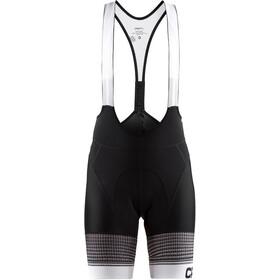 Craft Empress Short de cyclisme Femme, black/white